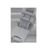 steel angle mount adaptor