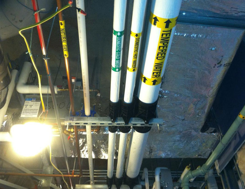 insuguard pipe shield refrigerant leaks