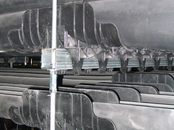 pipe shields saddle insulation refrigerant