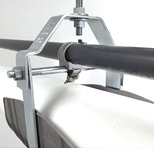 insuclip pipe fastener